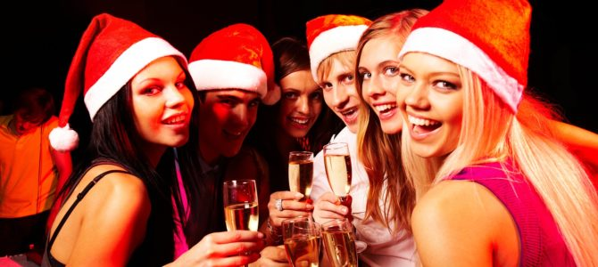 Getting Ready For Your Work's Christmas Night Out – The Prep Guide